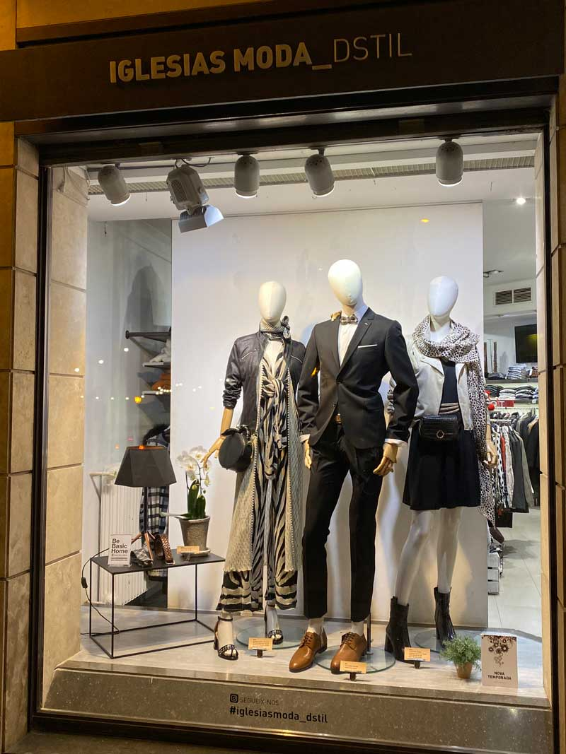 NEW WINDOW, NEW ARRIVALS, NEW SEASON